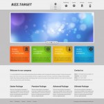 Fresh Photoshop Web Design Tutorials for 2011