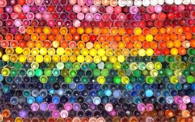 used-crayons