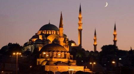 Mosques-in-Istanbul-Turkey