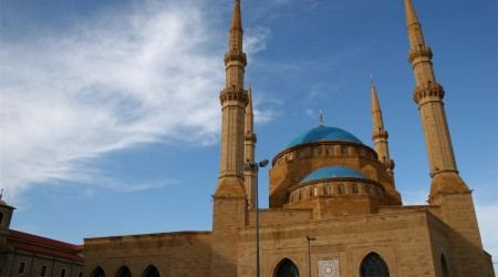 Muhammad-Al-Amin-Mosque-in-Beirut-Lebanon
