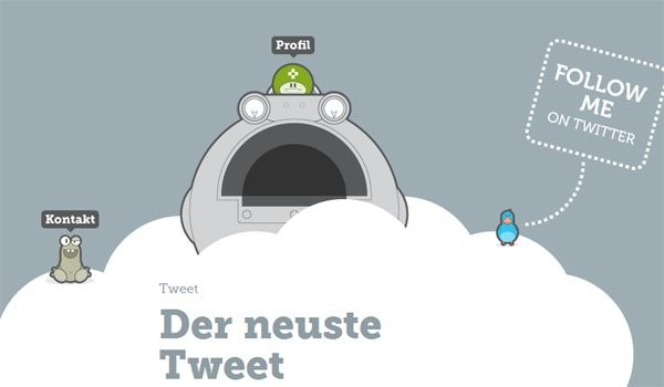 pixelbaecker Cute and Funny Twitter Icons