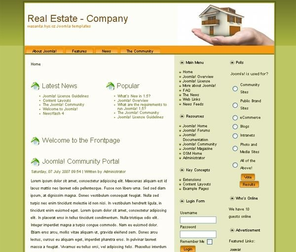 Real_Estate_Company_joomla_template
