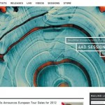 30 Creative Music Website Designs For Inspiration