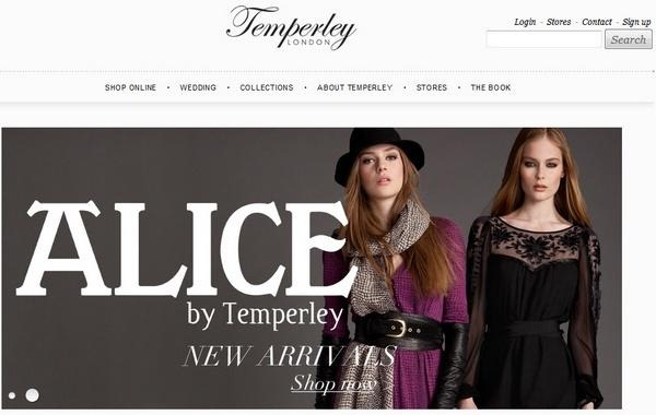 temberley_fashion_ecommerce_websites
