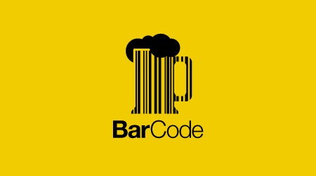 BarCode_creative_and_amazing_logo_designs