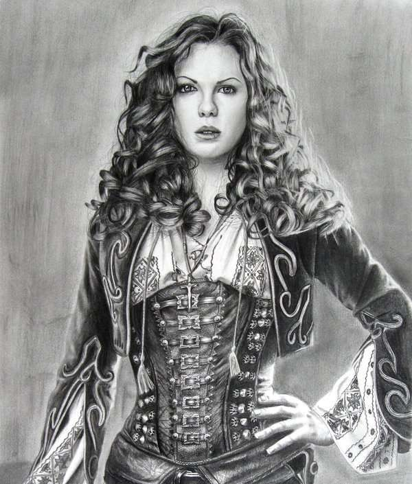 Beckinsale_II___Pencil_by_duststorm10