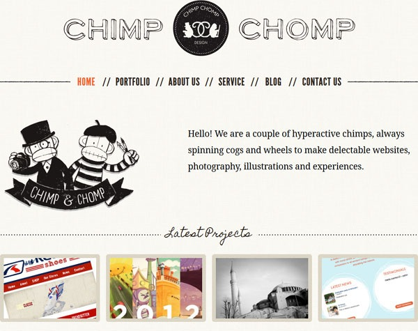 Chimp-Chomp