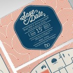 Examples of Beautiful Wedding Invitation Card Designs