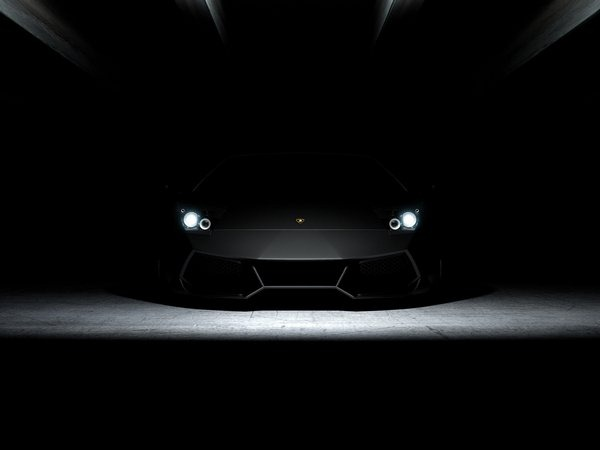 aventador-in-dark-black-wallpapers