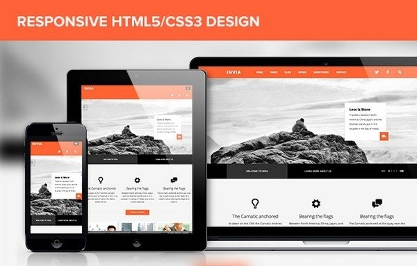 invia-responsive-corporate-flat-design
